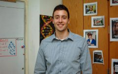 First-year teacher finishes time at PV