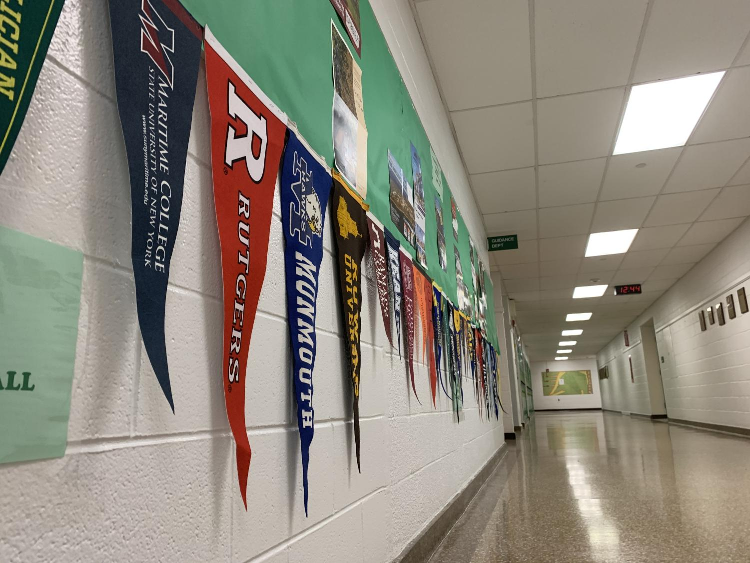 The Pascack Valley Regional High School District is hosting a college fair on Oct. 17. The event will be held from 6 p.m. to 9 p.m. in the old gymnasium and new gymnasium.