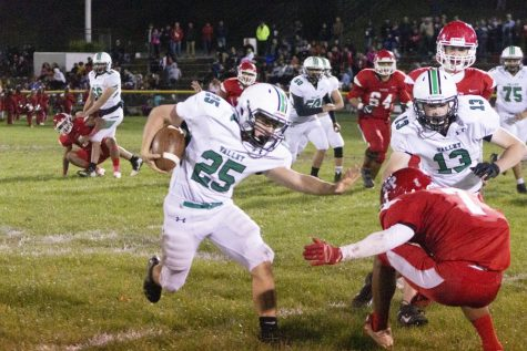 Pascack Valley makes playoffs as No. 8 seed