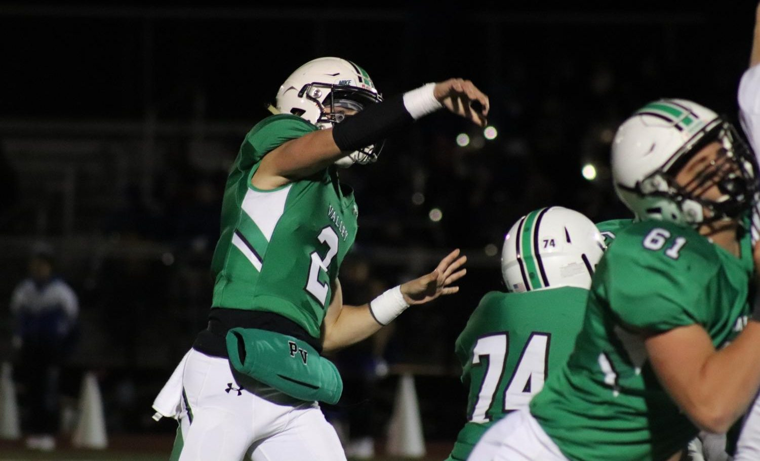 Indians set to host Garfield in sectional semifinals