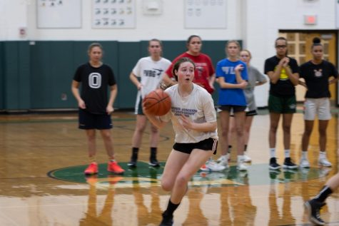 Girls basketball looks to continue to succeed despite tough schedule