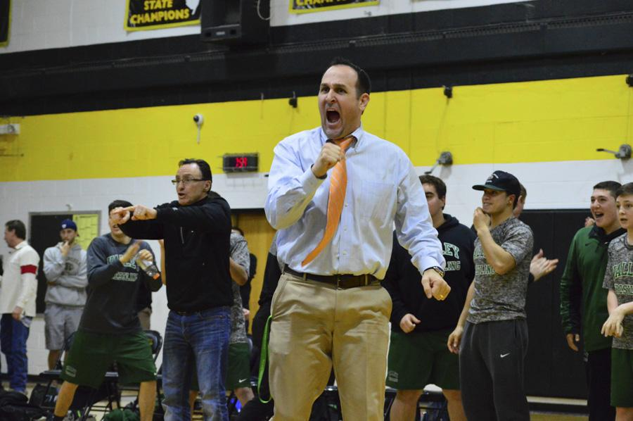 Physical education teacher Tom Gallione will become an acting assistant principal starting Tuesday, Jan. 7. Out of the three administrative positions at Pascack Valley, one is active and two are interims for the rest of the school year.