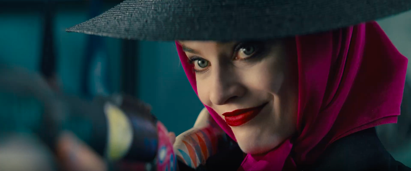 'Birds of Prey': A comical and action packed film