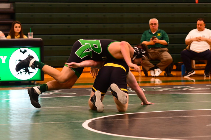 PV holds spring signing ceremony, wrestler continues unlikely journey