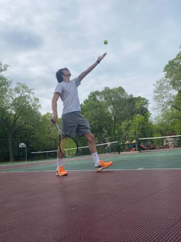 After being unable to play his final season of tennis, Evan Demarest looks back upon his personal growth throughout his high school career.