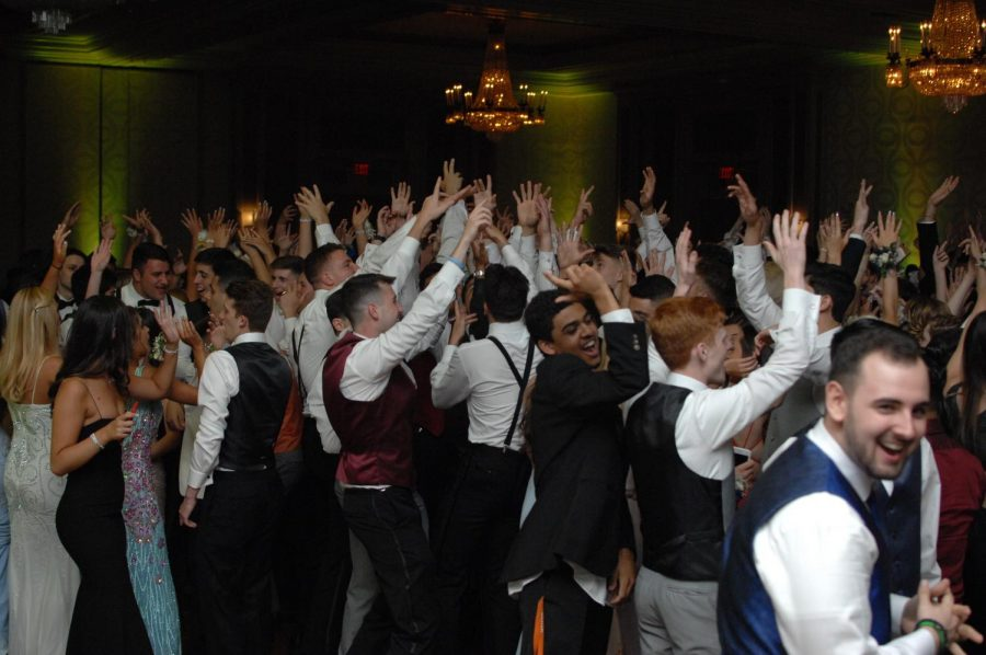 The Class of 2019 had its senior prom on June 14 at the Woodcliff Lake Hilton. A parent-sponsored prom is planned for the Class of 2020 on July 17 at the Rockleigh Country Club.