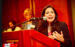 Norma Torres Mendoza grew up in the United States as an undocumented immigrant from Mexico and went on to become a D.A.C.A. recipient. She shared her struggles and experiences though a virtual interview with students of the AP Spanish class.