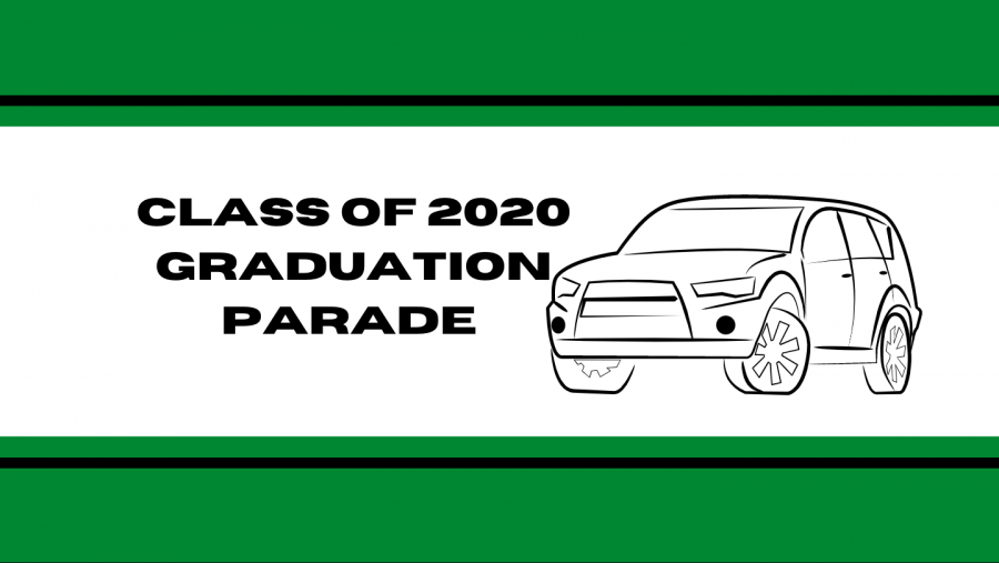 Class of 2020 to participate in graduation parade