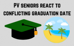 The district administration scheduled the Class of 2020's in-person graduation to be during Beach Week – an annual senior tradition in which graduates take a trip to the beach after the conclusion of the school year – prompting many seniors and parents  to urge the district to change the date of the ceremony. After the district was unwilling to do so, a number of seniors expressed their opinions on the conflicting date of the ceremony.