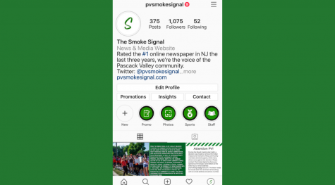 The Smoke Signal Instagram has limited comments on its recent posts following requests from the district. A post announcing the Board of Education