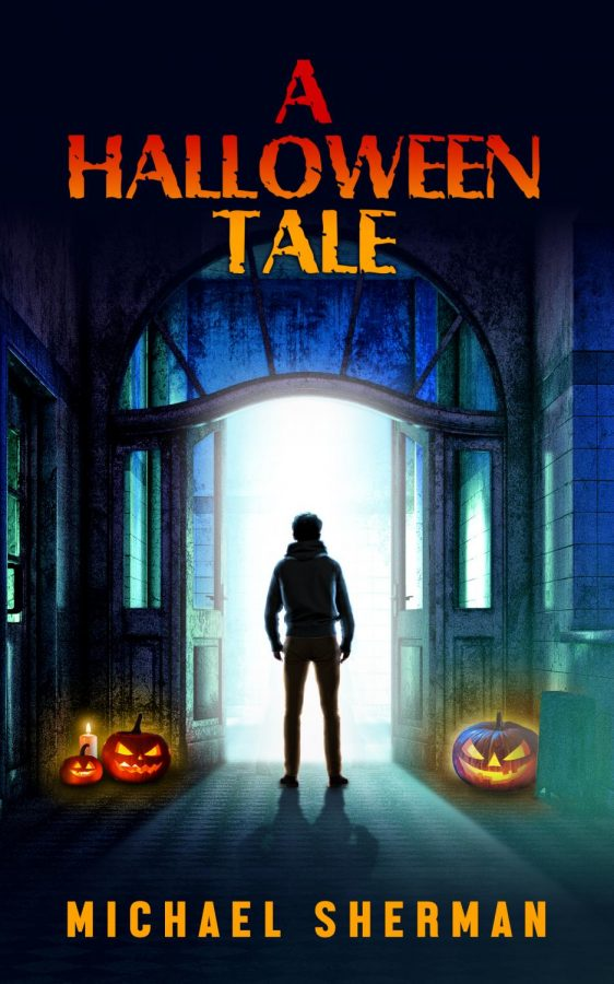 Video+production+teacher+Michael+Sherman+released+a+book+titled+%22A+Halloween+Tale%22+through+Amazon+on+Oct.+6.+