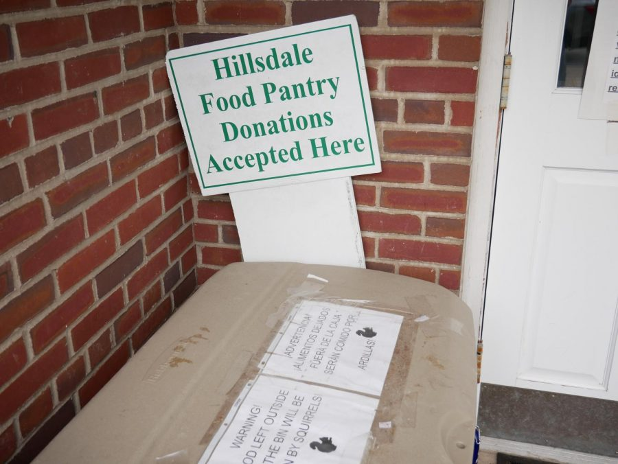 The pandemic has caused an increase in clients for local food pantries. However, COVID-19 restrictions also force them to utilize less workers, making it more difficult to assist everyone.