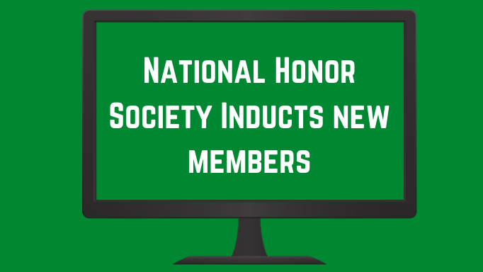 Seniors were virtually inducted into Pascack Valley's National Honor Society on Oct. 7 at 7 p.m.
