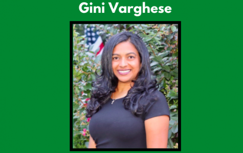 Gini Varghese: Hillsdale
