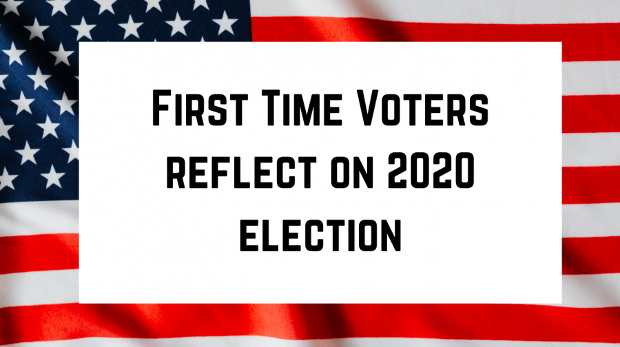 First time voters reflect on upcoming election