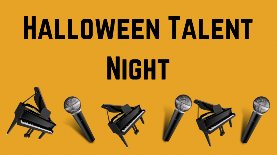 PV Choir Board to host Halloween Talent Night