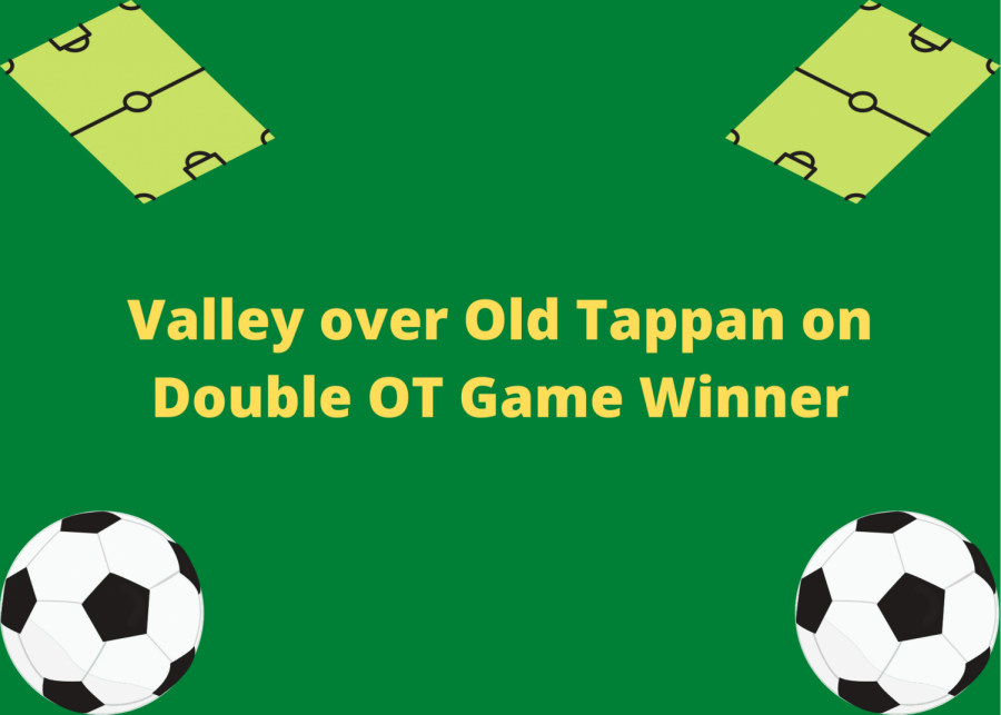 Pascack Valley girls soccer took down Old Tappan by virtue of freshman Amanda Polyniak's game-winner in double overtime Tuesday night.