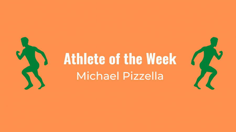 Athlete of the Week: Michael Pizzella