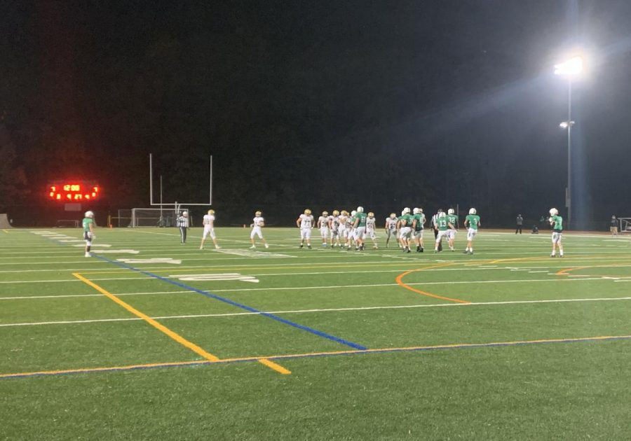 Pascack+Valley+fell+to+Old+Tappan+by+a+score+of+14-7+Friday+night+at+home.+PV+is+now+2-2+on+the+season.