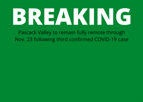 Pascack Valley to remain fully remote through Nov. 23