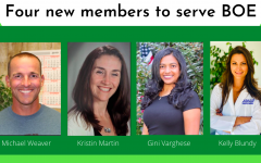 Gini Varghese, Kristin Martin, Michael Weaver, and Kelly Blundy have been elected to the Pascack Valley Regional High School District Board of Education. The four new members will take their seats on Jan. 4, 2021.