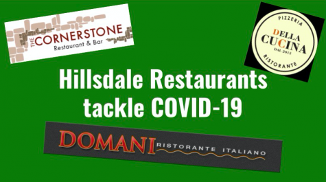 Hillsdale restaurants tackle COVID-19