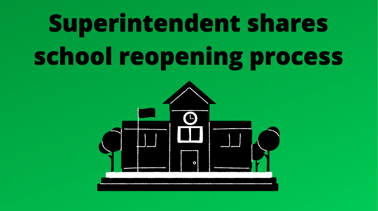District+Superintendent+Erik+Gundersen+said+district+nurses+will+meet+with+representatives+from+the+Northwest+Bergen+Regional+Health+Commission+to+determine+whether+students+can+return+to+school+on+Monday%2C+Dec.+14.+