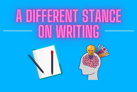 A different stance on writing