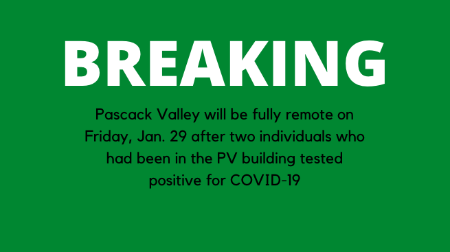 PV to go fully remote for Jan. 29