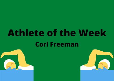 Athlete of the Week: Cori Freeman