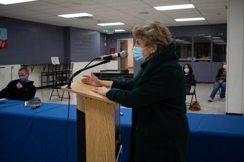 The Board of Education approved Joe Blundo to be BOE Vice President during its Monday night meeting held in Pascack Valley's cafeteria and virtually on Zoom. The BOE also discussed concerns over the mascot selection process.