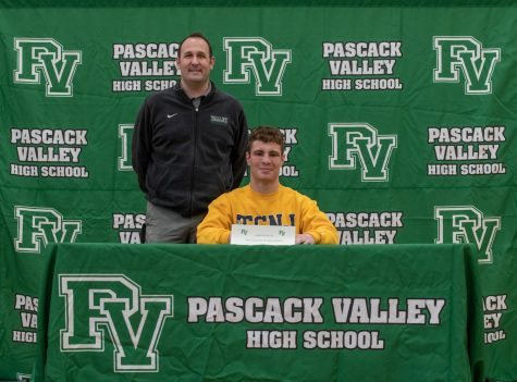 Petaccia will continue his wrestling career at The College of New Jersey (TCNJ) this fall.
