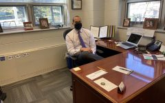 John Puccio is set to become Pascack Valley's next principal, effective July 1. He was passed over for the position last year, and learning from that experience helped him get the job this time around.