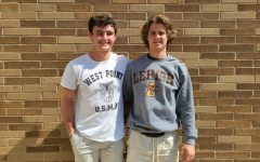Brothers Sean and Kevin Cuffe will be commissioned as officers  into the army following their graduations from West Point University and Lehigh University.