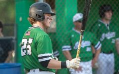 Sophomore Zach Novakowski gets ready for the pitch. Pascack Valley defeated Millburn on Monday to advance to the Group 3 finals.
