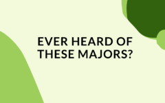 Ever heard of these majors?