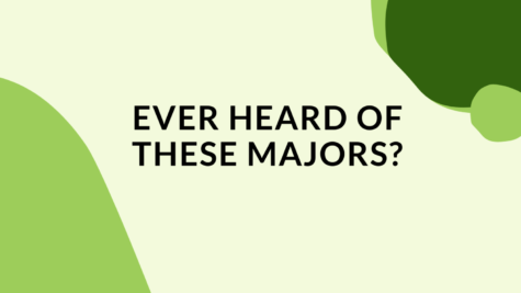The PV Student Publication sent a Google Form to the Class of 2021. The publication reached out to a few individuals from the form who are pursuing uncommon majors.