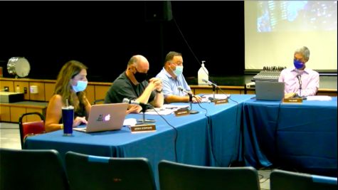 The Board of Education held an in-person meeting in Pascack Hills on Monday. During this meeting, the community discussed their concerns regarding the COVID-19 restrictions for the upcoming school year, as well as the BOE discussing the search and process of finding a new superintendent.