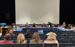 The Board of Education held an in-person meeting Monday night at Pascack Hills.  They discussed overnight trips and concerns for the 2021-2022 school year.