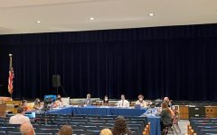 The Pascack Valley District Board of Education meeting was held Monday night at Pascack Hills High School. During the meeting, community members raised concerns about student surveys leading to the approval of the Board of Education's new policy, giving students more protection when taking surveys or evaluations.