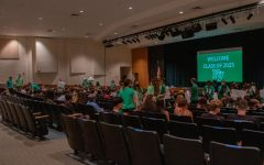 Faculty and student council welcomes the Class of 2025