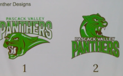 During Monday nights board meeting held in person at Pascack Hills ,Paul Zeller, the Director of Technology and Communications presented the logo choices to the board in a detailed slideshow with details on the selection process.