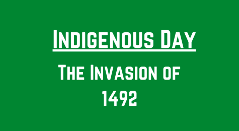 The Invasion of 1492 in print